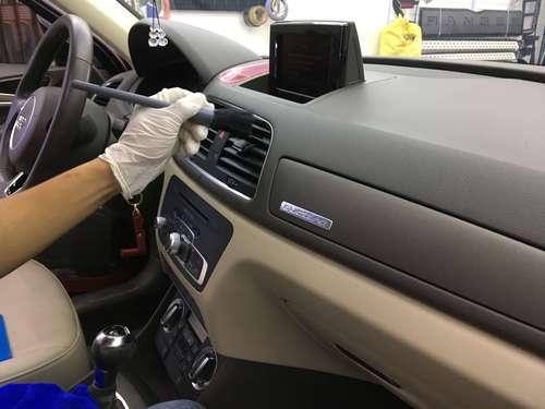 vệ sinh nội thất ô tô tại Nhà Bè