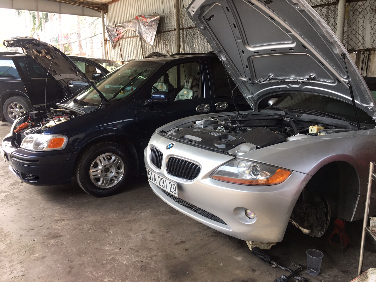 công ty sửa chữa ô tô