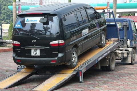 sửa chữa ô tô lưu động