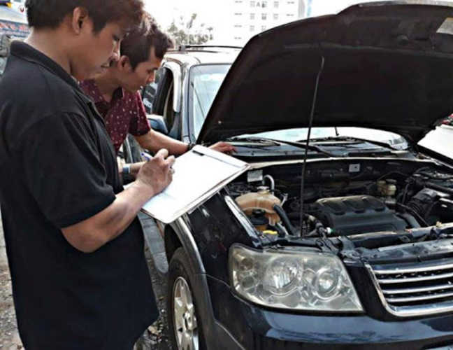 sửa chữa Mazda tại quận 7